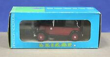 Eligor 1041 1927 Renault Nn Torpedo Decouvert Dark Red 1:43 Mib France 1982