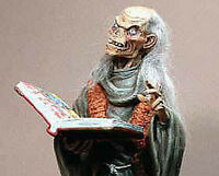 Comic Movie of Horror Tales from the Crypt Keeper 1/4 Figure Vinyl Model Kit