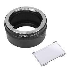 Olympus OM Lens to Sony E-Mount NEX A6300 A6000 A7 NEX7 NEX-3 NEX-5 Adapter Ring