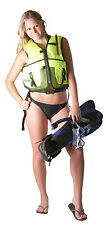 ScubaMax Snorkeling Vest Dive Adult SV-02 New -(MD-LG)