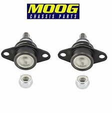 NEW For BMW E90 E84 E53 X1 X5 Pair Set of 2 Front Lower Ball Joints Moog K80678