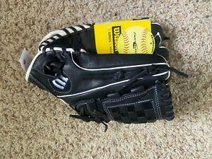 """Wilson Siren Series A500 Adult 12""""  Softball Glove Left Hand Throw"""
