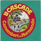 K491 FROMAGE CAMEMBERT LA CASCADE VILLEDIEU SAINTE CECILE MANCHE PECHEUR