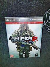 Sniper: Ghost Warrior 2 Sony Ps3/juego de Playstation 3 Edición de Coleccionistas Nuevo Y Sellado +