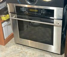 """Ge Monogram 30"""" Convection Oven and warming Drawer Stainless Zet938Sf3Ss"""