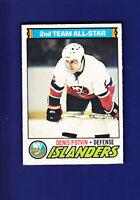 Denis Potvin AS HOF 1977-78 O-PEE-CHEE OPC Hockey #10 (VG) New York Islanders
