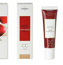 Korres Korres Wild Rose CC Cream Medium shade SPF30 -30ml