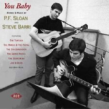 Various Artists - You Baby: Words & Music By PF Sloan & Steve Barri [New CD] UK