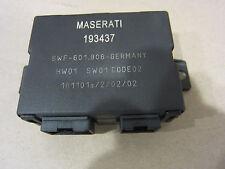 Maserati 4200 Coupe,Spyder. - Parking Sensor Control Unit - Part# 193437