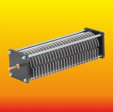(30 – 400) pF 3 kV BULGARIAN HIGH VOLTAGE VARIABLE AIR TRIMMER CAPACITOR