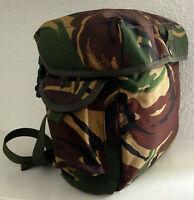 Britische Tasche Neuwertig camouflage Umhängetasche Military ORIGINAL Haversack