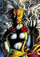 STORM / Marvel Universe Series 5 (1994) BASE Trading Card #120