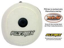 FOAM AIR FILTER TO FIT SUZUKI RM125 02-03 FILTREX MOTOCROSS MX OFF ROAD