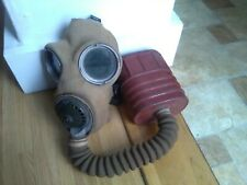 More details for ww2 british army respirator & mask-early war-all fully marked