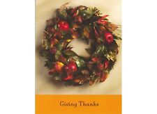 American Greetings Thanksgiving Card: Simply Grateful For People Like You...