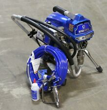 New Listinggraco Ultra Max Ii 490 Pc Pro Electric Airless Sprayer Stand 17e852