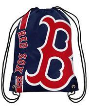 Boston Red Sox Big Logo Drawstring Backpack Bag Navy MLB Fan Gear Gift f67ddef069