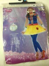 NEW HALLOWEEN Costume Disney Princesses Snow White Junior Large 11-13