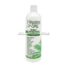 Hawaiian Silky 14 in 1 Miracle Worker Conditioner Moisture Detangles Hair 16oz