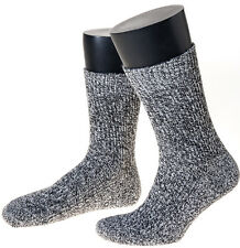 3 Alcuni Schurwoll - calze, Outdoor, fatto in Germania, 100% Lana vergine