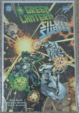 Marvel Green Lantern Silver Surfer Unholy Alliance One-Shot Vs Thanos Parallax