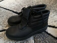 Tuf Work And Safety Wear Shoes Boots Black UK 7 EU 41