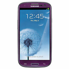 "Sprint Samsung L710 Galaxy S3 CDMA Android 16GB WIFI 8MP 4.8"" HD Amethyst Purple"
