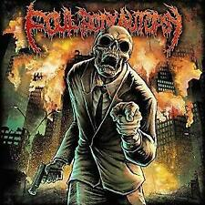 Foul Body Autopsy - Perpetuated By Greed (NEW CD)