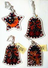 Lot of (4) Mary Engelbreit suncatchers