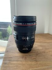 Canon EF 24-105mm f/4.0 IS USM L Professional Zoom Lens