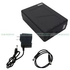 DC 12V 2800mAh Useful Rechargeable Li-ion Battery Pack for CCTV Cam Monitor
