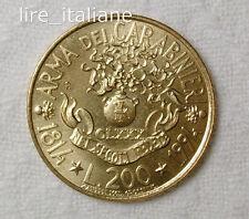 200 Lire 1994  Carabinieri  *FDC*