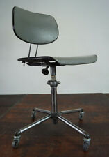 Vintage Office Chair Swivel Chair Desk Chair Metal Architects 60er 2