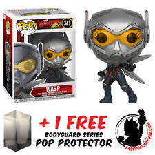 FUNKO POP VINYL MARVEL ANT-MAN AND THE WASP THE WASP + FREE POP PROTECTOR