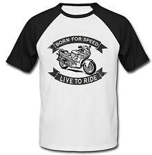 HONDA CBR 600 F-NUOVA T-shirt Cotone-Tutte le taglie in magazzino