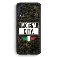 Modena City Camouflage Italien Samsung Galaxy A40 Silikon Hülle Motiv Design ...