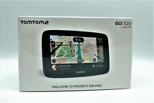 TomTom GO 520 World 5 pulgadas turismos navegación Bluetooth WiFi TMC nuevo embalaje original