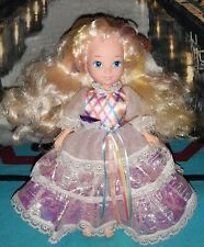 Lady Lovely locks Bambola Doll Mattel