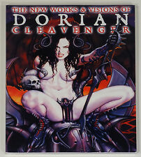 Dorian Cleavenger fantasy/science fiction nudes pinups vampires mythical beasts