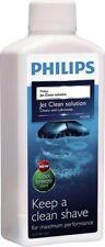 Philips HQ200 300ml Jet Clean máquinas de afeitar solución de limpieza fresca brisa Aroma