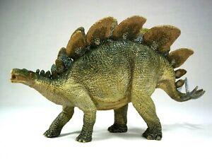 Rare 2005 Papo Stegosaurus Dinosaur Figure Jurassic Park Style Model Replica Toy