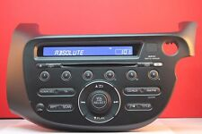 HONDA JAZZ CAR CD RADIO PLAYER AUX 2008 2009 2010 2011 2012 2013 CAR STEREO CODE