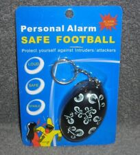 PERSONAL ALARM SAFE FOOTBALL