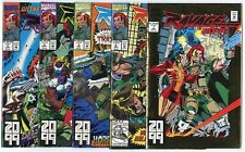 Ravage 2099 #1 - 25  Complete Run  avg. NM 9.4  Marvel  1992  No Reserve