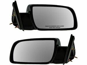 For 1988-1998 Chevrolet K1500 Door Mirror Set 57128KB 1989 1990 1991 1992 1993