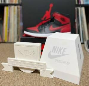 2set Rare NIKE display interior sneakers shop store accessory case business use