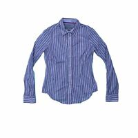 Jack Wills Women's Long Sleeve Shirt 8 Colour:  Pink