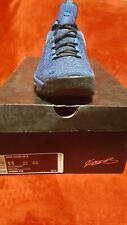87442d736a3e Nike Zoom KD 9 ON COURT GAME ROYAL BLUE BLACK WHITE 843392-410 Kevin Durant