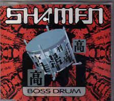 Shamen-Boss Drum cd maxi single 8 tracks