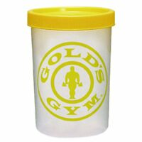GOLD'S GYM Protein shaker 400 ml Japan Import